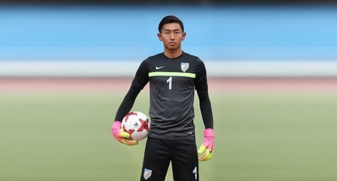 U-17 WC star Dheeraj leaves for Scotland