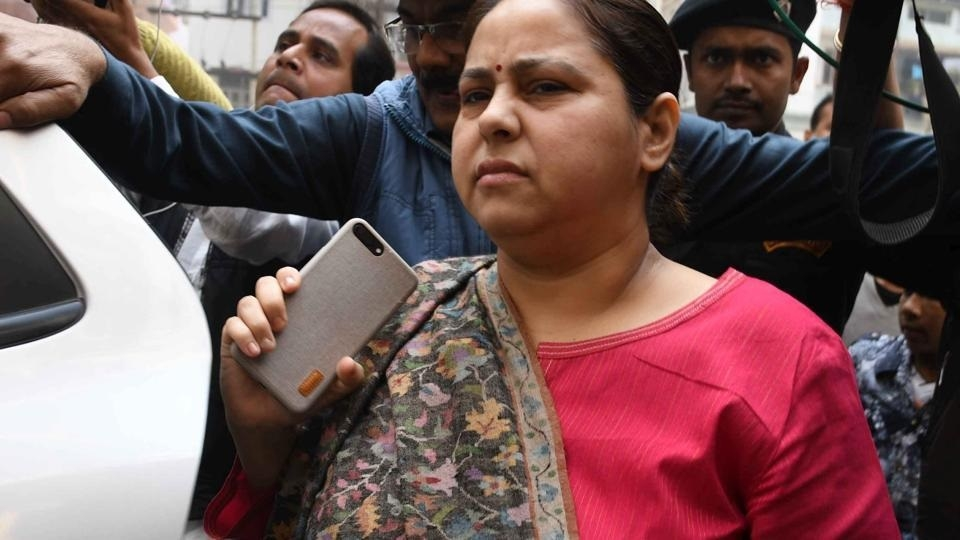 Court summons Lalu's daughter, husband in money laundering case