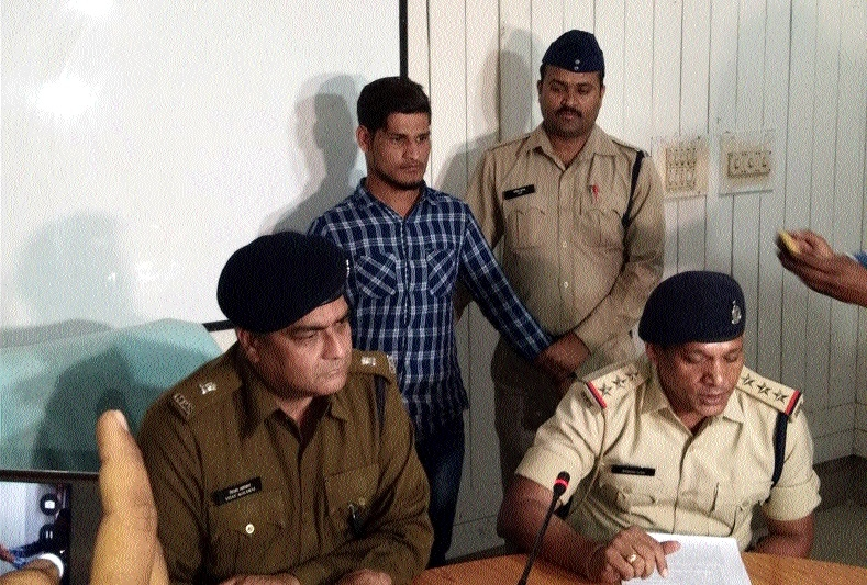 Notorious Criminal in Raipur Police net