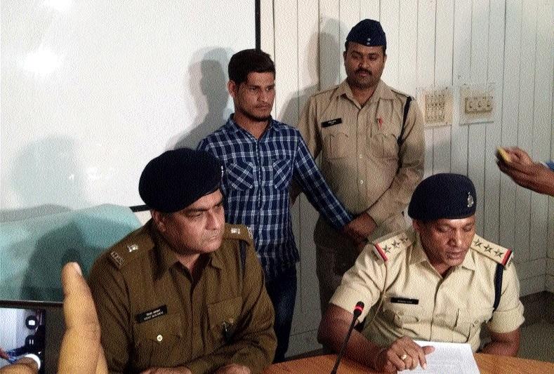 Notorious Criminal in Raipur Police net