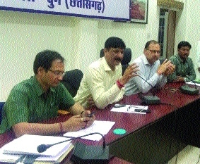 Collector chairs meet of Distt Road Safety Committee