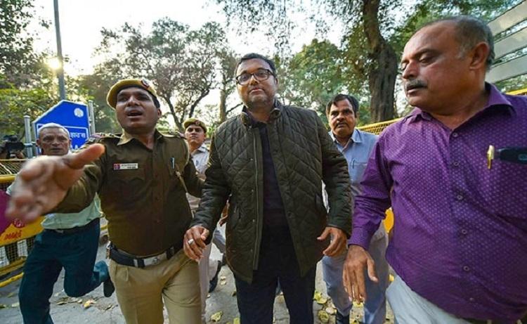 Karti Chidambaram arrested in INX case