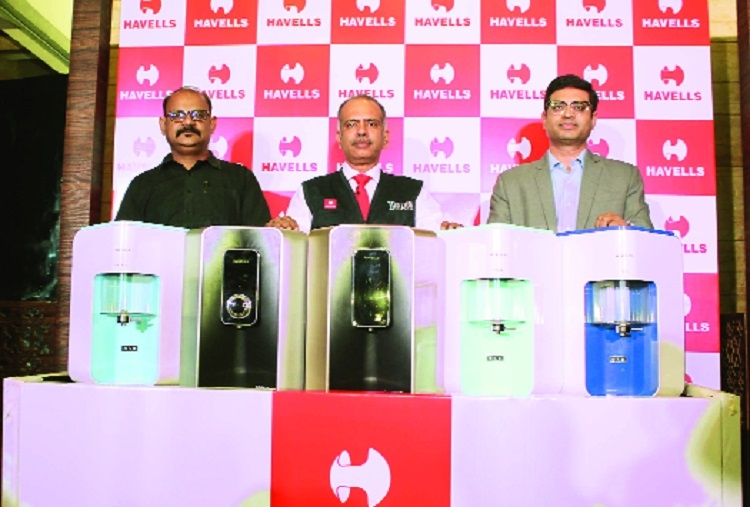 Havells forays into water purifier segment; launches six new models
