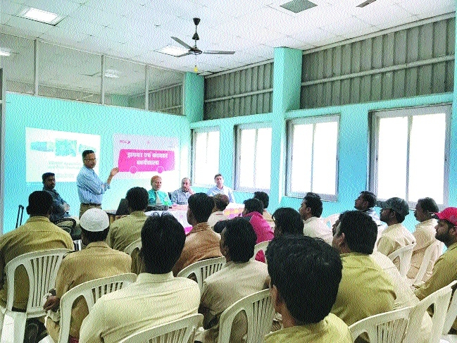 Two-day driver-conductor workshop concludes
