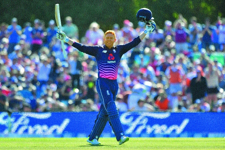 England romp home, claim series on Bairstow ton