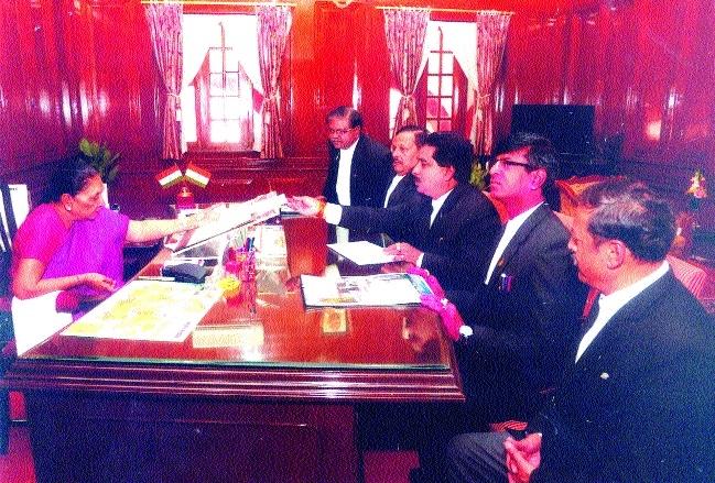 MP Mantralaya Bar Association demands HC bench in Bhopal