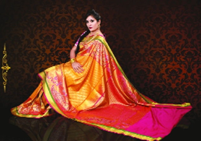Shubmangalam Traditional Sarees offers 50% off