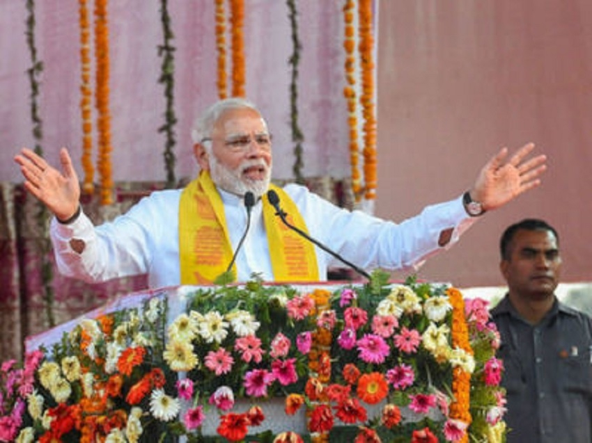 Govt schemes launched to make life of poor better: PM