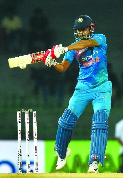 Pandey, Karthick take India home