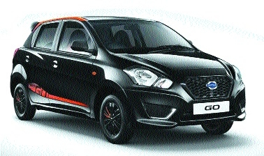 Nissan launches Remix limited editions of Datsun GO & GO+