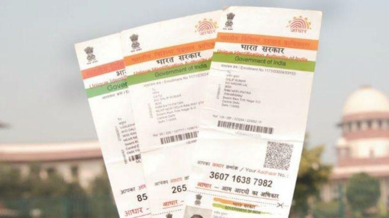 SC extends deadline for linking Aadhaar number indefinitely