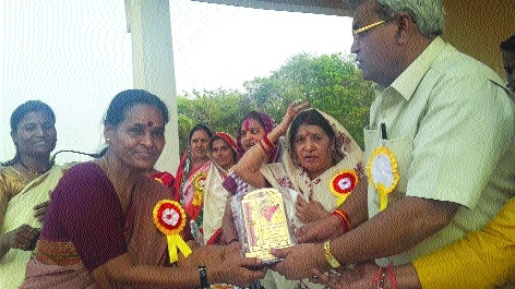 1,500 women members of Nasha Unmulan Bharat Mata Vahini feted