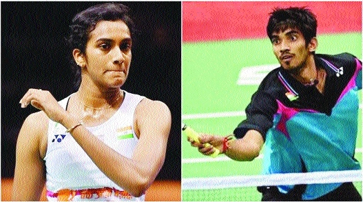 Sindhu, Srikanth gun for glory