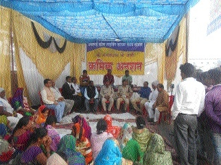 Anuppur Collector orders inquiry in Amlai Siding protest demands