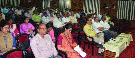 Indian Institute of Metals holds lecture on Flat Rolling & Knowledge Management