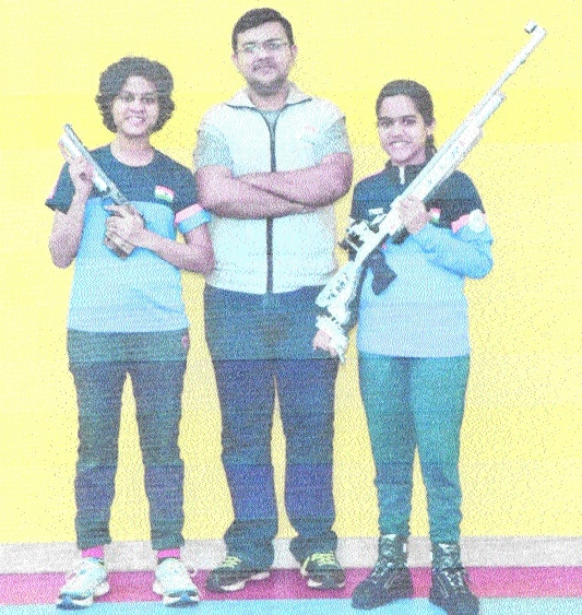 Shooters Shreya, Mahima to play in Sydney Junior World Cup