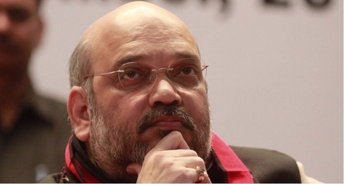 Shah takes stock of Andhra situation with State leaders