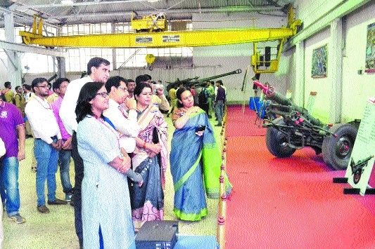 217th Ordnance Factories Day celebrated with zeal