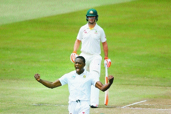 Rabada cleared by ICCTo play third Test against Australia beginNing on Thursday