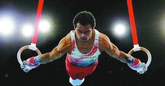 Gymnast Patra eyes medal for better life