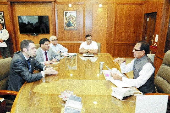 Counsel General of Israel pays courtesy visit to CM