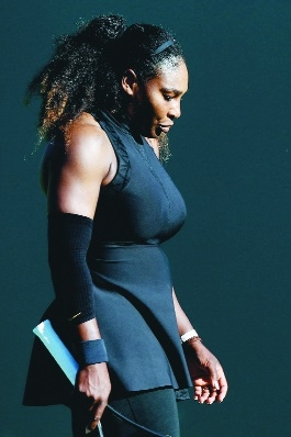 Serena out of Miami