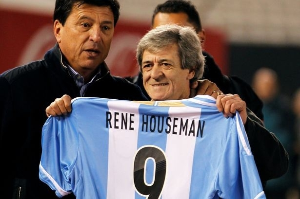 Argentina World Cup winner Houseman dies