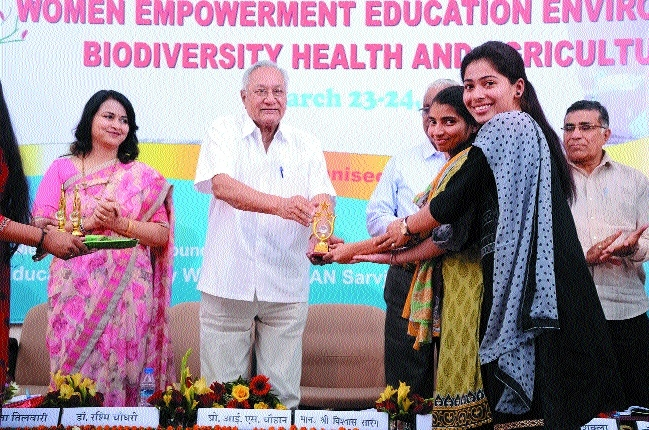 National conference on women empowerment, biodiversity and health ends