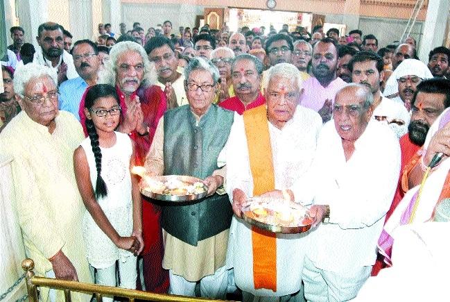 City celebrates Durga Ashtami, Ram Navami with religious fervour