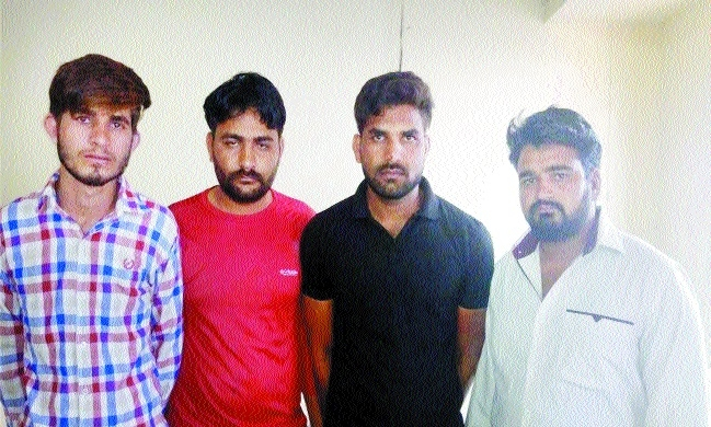 21-yr-old banking aspirant gangraped, four arrested