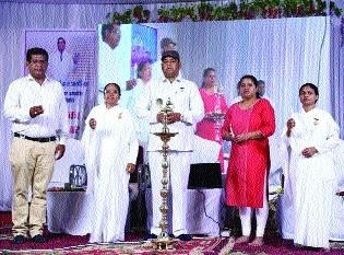 Week-long free camp by Prajapati Brahmakumari Ishwariya Vishwavidyalaya inaugurated