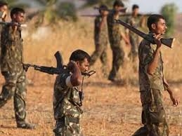 Naxal terror hits ongoing devpt works