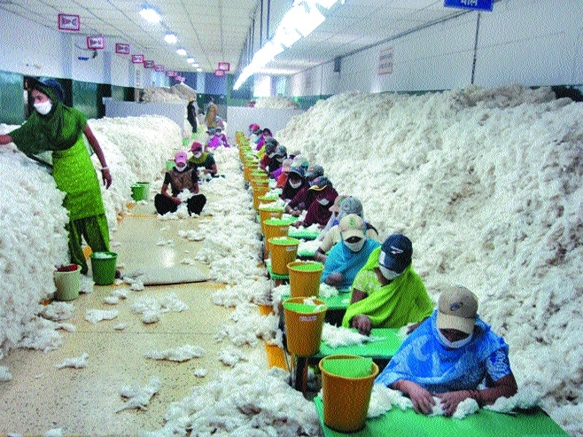 Cotton spinners to recover profits on improving demand, says Icra