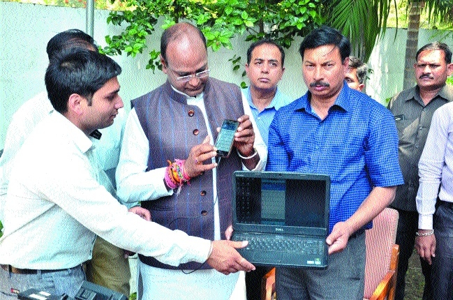 MoS Sarang dedicates 'MP Kadaknath App'