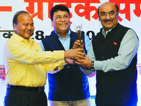 Dr Prakash Khemka gets 'Best Custom House Agent' award