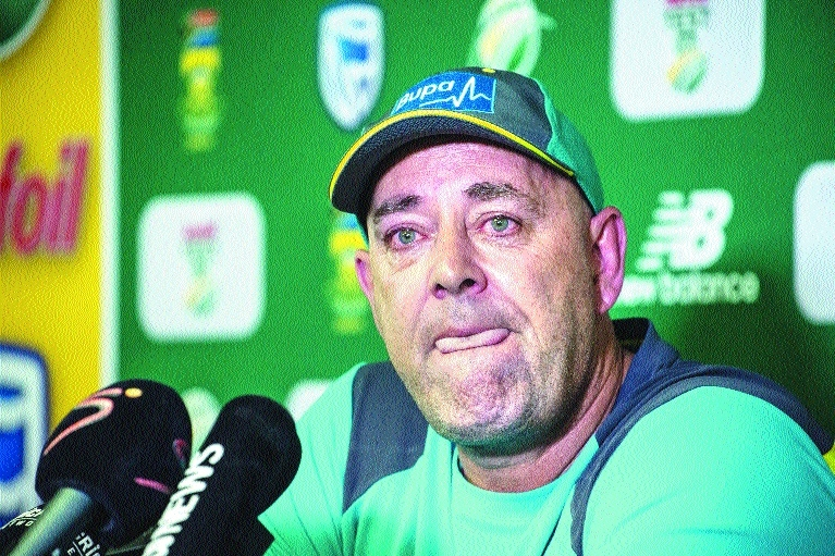 Lehmann to quit after SA series