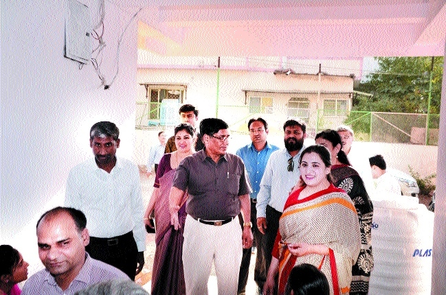 Ministry of Health's team visits Nirbhaya Shelter Home