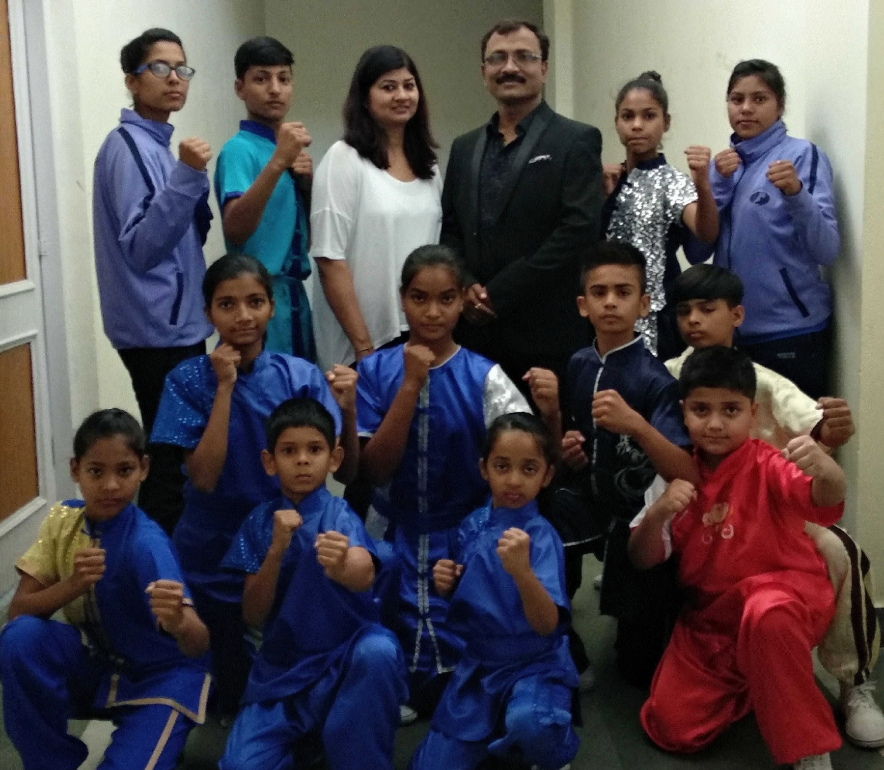 MP shines at National Wushu C'ship with 5 medals