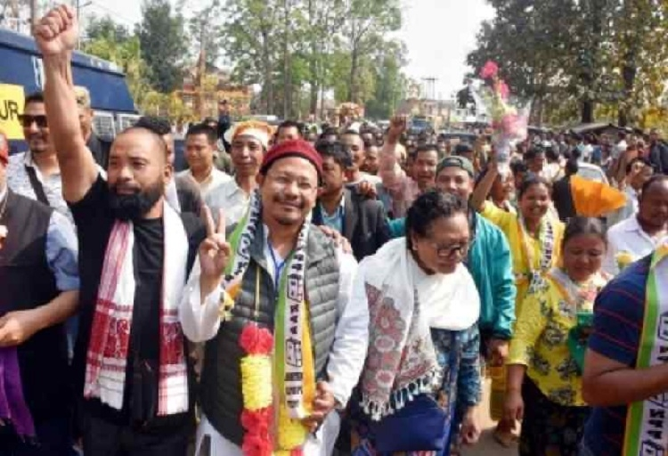 Cong, NPP look for ways to form Meghalaya Govt
