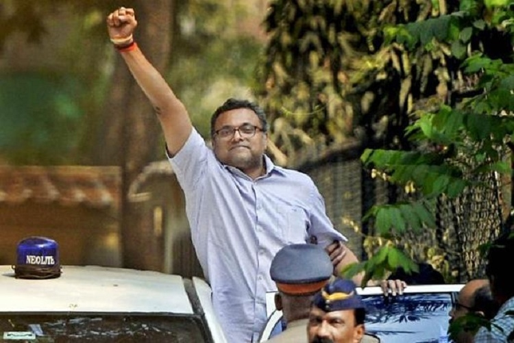 Karti confronted with Indrani in INX Media case