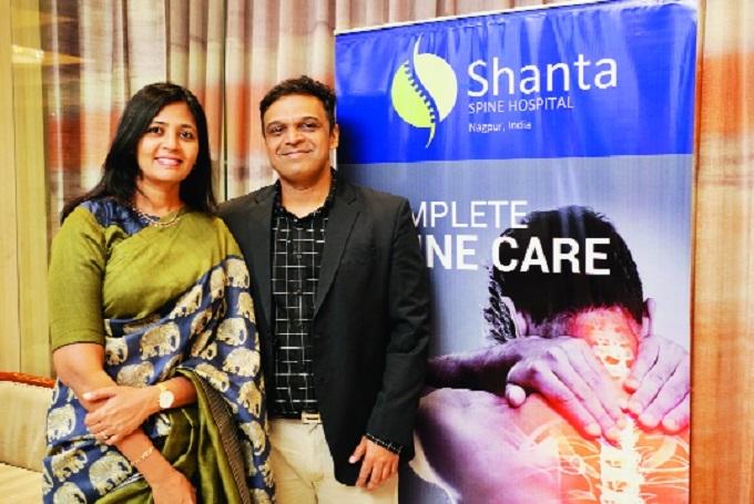 Shanta Spine Hospital holds 'Ulhaas 2018'