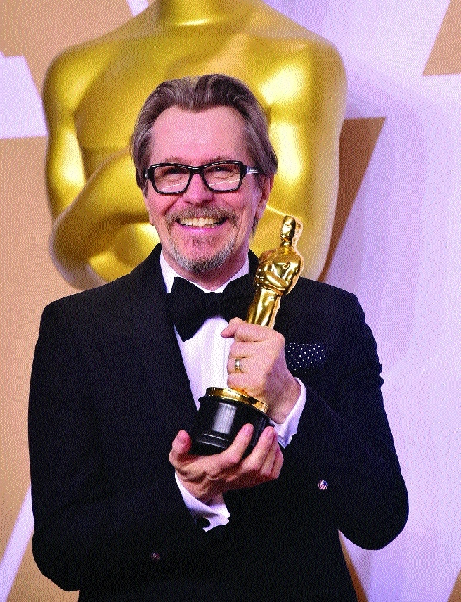 Best Actor Gary Oldman
