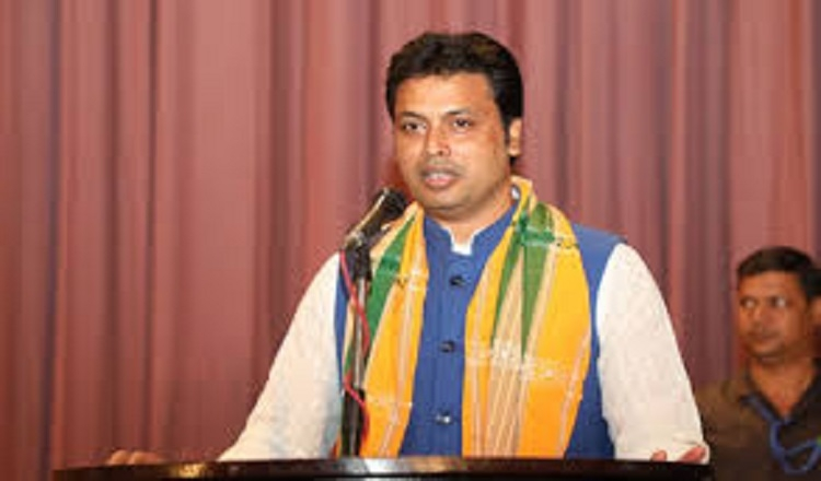 Biplab Deb to take oath as Tripura CM on 9th