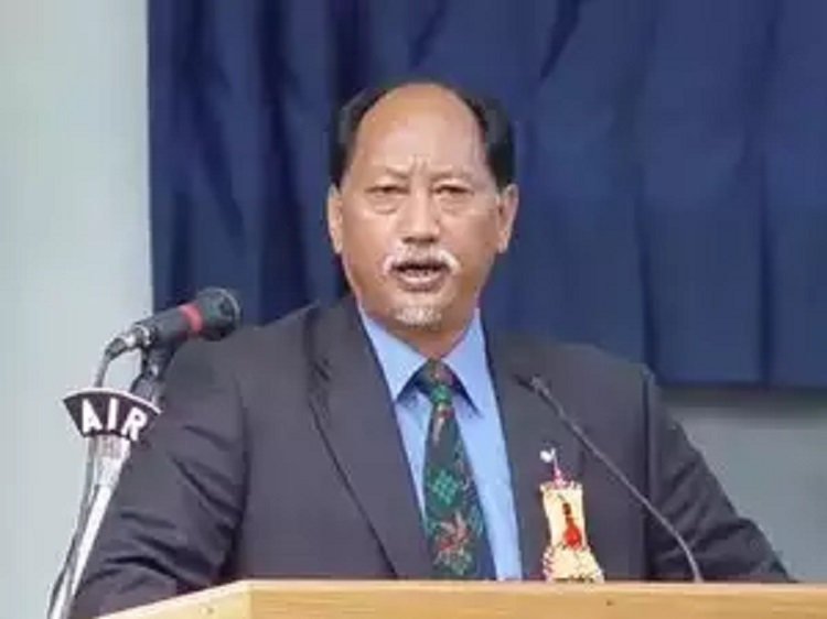Rio to be new Nagaland CM, swearing-in on March 8