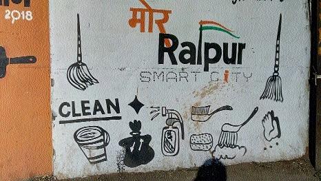 'Mor Raipur' spitting to glory