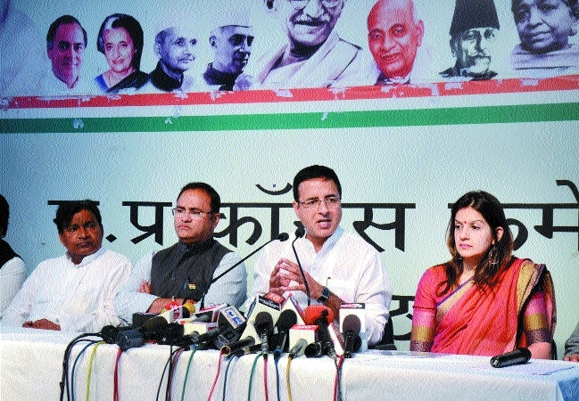 Surjewala expresses concern over China's growing presence in Doklam
