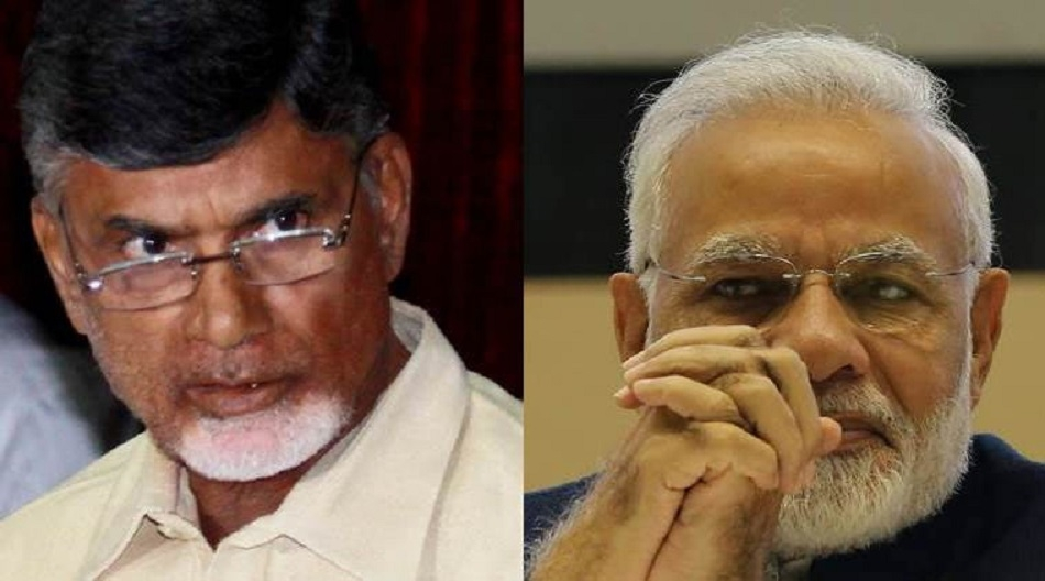TDP to pull out of NDA Govt; BJP to quit Naidu Govt too