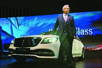 Mercedes-Benz rolls out BSVI S-Class at Rs 1.33 cr