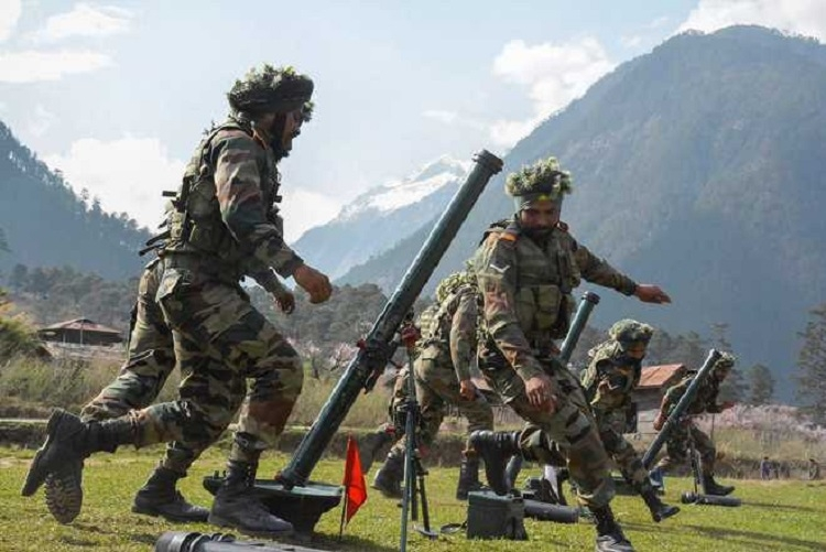 India deploys more troops along border with China near Tibet