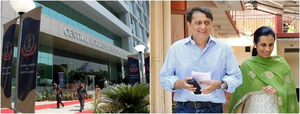 CBI registers PE against Chanda Kochhar's husband in ICICI-Videocon loan case